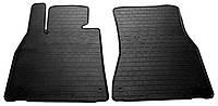 Резиновые передние коврики для Lexus LS 2007-2017 (STINGRAY)