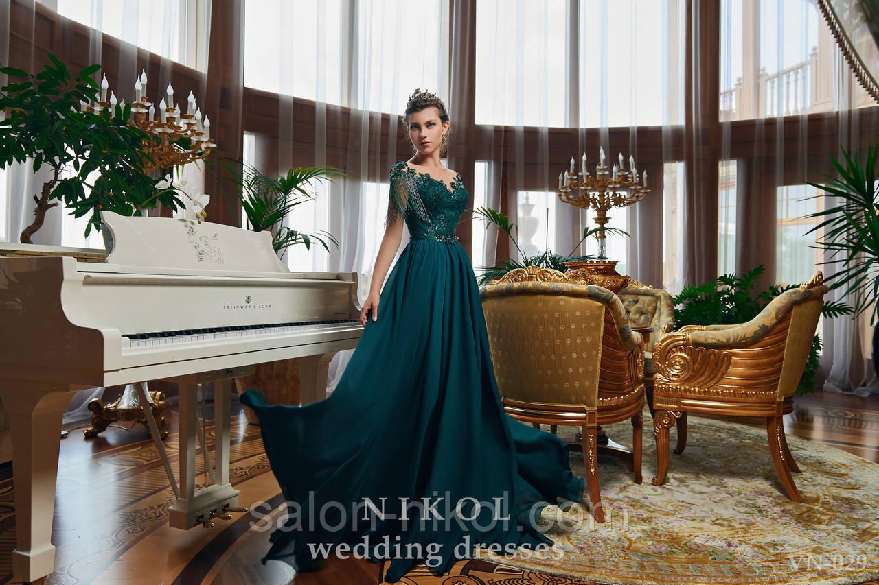 Вечернее, выпускное платье VN-029
