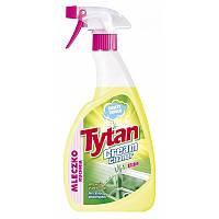 Молочко для чищення кухні спрей Tytan cream cleaner kitchen 500 мл.