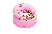 Детское надувное кресло INTEX 48508 Hello Kitty