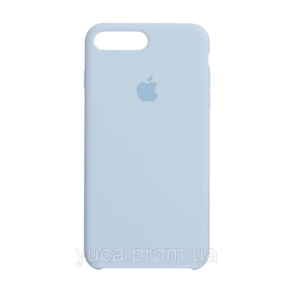 Чехол силиконовый для APPLE iPhone 8 Plus голубое небо оригинал