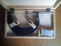 Микрометр МЗ-100 (75-100) зубомерный Гост6507 возможна калибровка в УкрЦСМ, фото 1