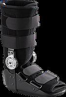 Ортез постоперационный для иммобилизации голеностопного сустава с переменной амплитудой движения TD ROM Walker Высокий, S