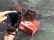 Зимние подростковые(женские) кроссовки Nike Air Force,бордовые 36,37р, фото 2