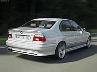 Накладки на пороги тюнинг обвес BMW E39 стиль AC Schnitzer