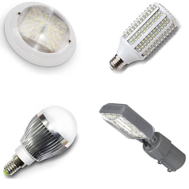 Светодиодные ленты, лампочки, блоки питания