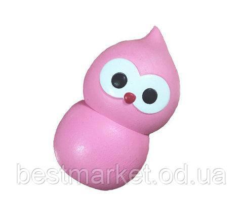 Игрушка Антистресс Сквиши Розовая Капля с Ароматом