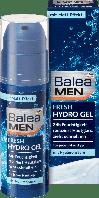 Увлажняющий гель для лица Balea men Hydrogel Fresh, 75 мл., фото 1