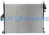 Радиатор охлаждения Renault Logan, Duster, Sandero (1.5 DCI)
