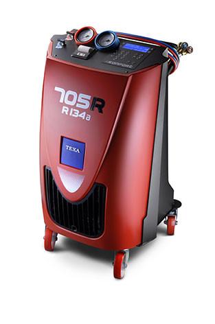 Установка для заправки и обслуживания кондиционеров автомобилей TEXA