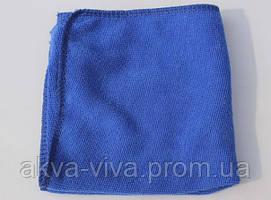 Салфетка - полотенце для чистки салона автомобиля 30*30 см