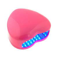 Уф Led лампа светодиодная Global Fashion, Led-13 сердечко