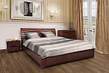 Кровать деревянная Мария с подъемным механизмом Микс Мебель, фото 2