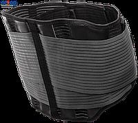 Динамичный усиленный поясничный корсет с функцией коррекции осанки Lombacross Activity 26 см, 1, фото 1