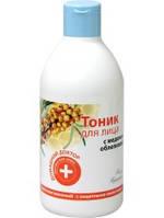 Молочко для лица Мед и облепиха 300мл Домашний Доктор