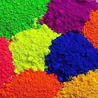 Пигменты для бетона. ПроизводстваЧехия (Prekolor), Гонконг(Ferrotint), Германия (Bayer) Цвета: Красный. Желтый, фото 1