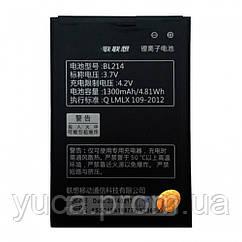 Аккумулятор для LENOVO A316i/BL214 копия ААА