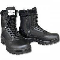 Ботинки Mil-Tec Tactical boot Zipper YKK Black (42-46) 12822102