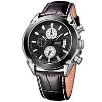 Мужские часы Jedir 1040 Черные