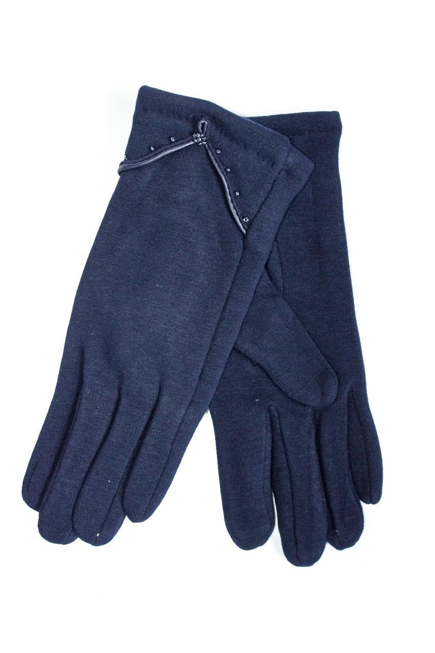 Женские стрейчевые перчатки 131s2 Средние