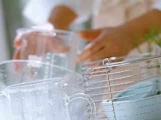 Миючі і ополаскивающие засоби для миття посуду
