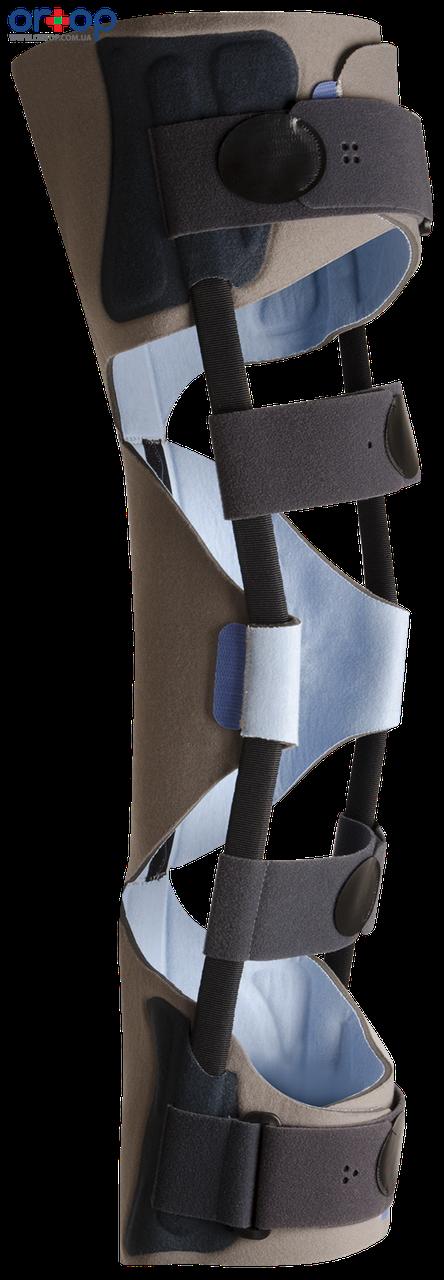Шина для иммобилизации коленного сустава под углом 20° Genuimmo, 50см, S