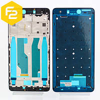 Xiaomi Redmi Note 4x black фрейм / рамка экрана / каркас