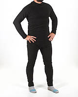 Термобелье флисовое Melgo черный, фото 1
