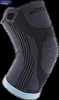 Эластичный поддерживающий бандаж с боковыми усилителями Genuextrem, 1, фото 1