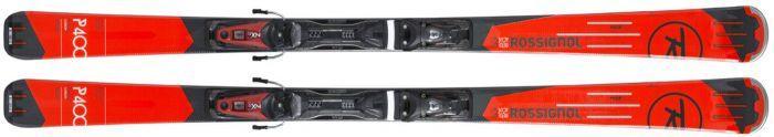 Горные лыжи ROSSIGNOL PURSUIT 400  CARBON + крепления NX 11 FLUID B83
