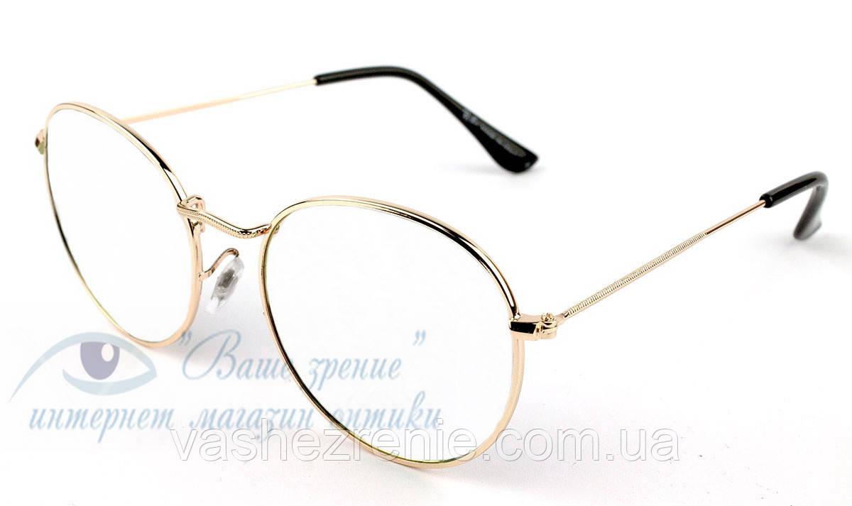 Окуляри жіночі для зору з діоптріями +/- Код:2142