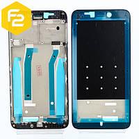 Xiaomi Redmi 4x black Фрейм / рамка экрана / каркас