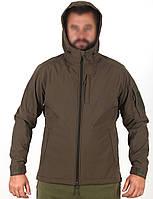 Куртка Softshell Melgo олива, фото 1
