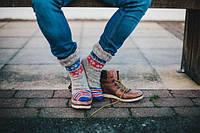 Как выбрать мужские носки на осень