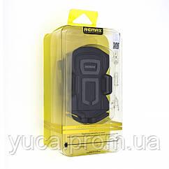 Автодержатель Remax RM-C14 чёрно-серый