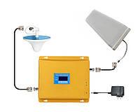 Усилитель 3G GSM 2 в 1 900 МГц WCDMA 2100 МГц усилитель связи 10.01268
