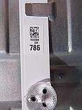 """Светодиодная подсветка 39"""" D1GE-390SCB-R1 и D1GE-390SCA-R1 для телевизора Samsung UE39EH5003, фото 2"""
