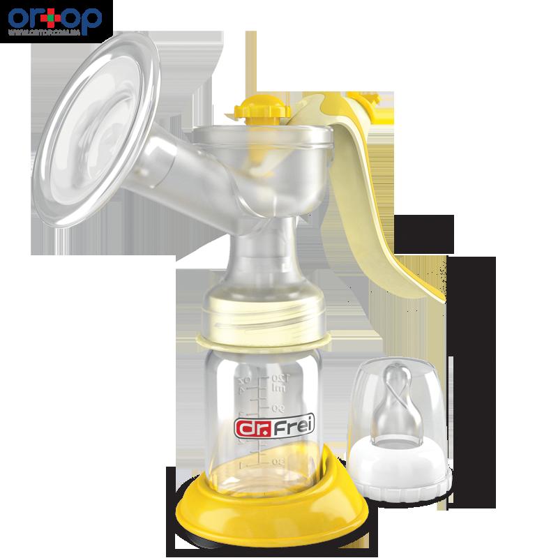 Молокоотсос механический Dr.Frei GM20