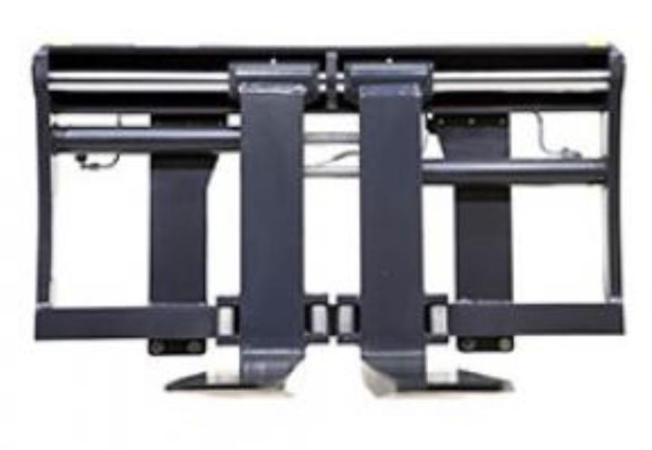 Интегрированный позиционер вил CAM PJI с навесными вилами и интегрированным боковым смещением