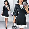 Ф309 Женское платье