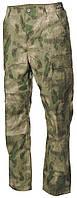 Класические брюки армии США BDU A-TACS FG