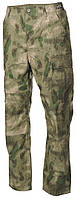 Класические брюки армии США BDU A-TACS FG, фото 1