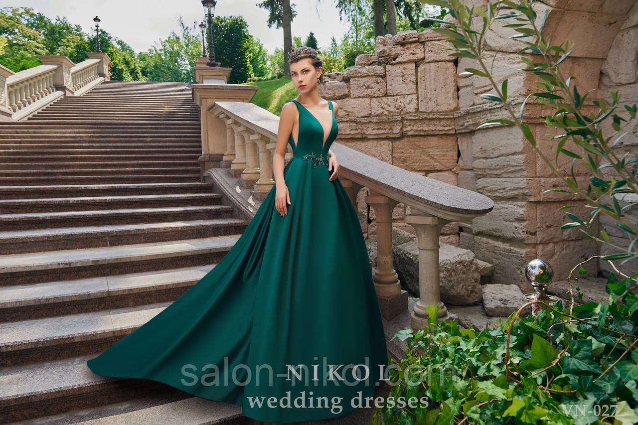 Вечернее, выпускное платье VN-027