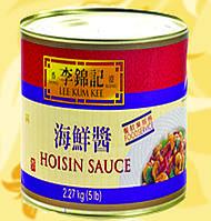 Хойсин Соус, Hoisin, Lee Kum Kee, 2,27кг,МоЧДж