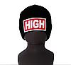 Шапка черная HIGH, фото 2
