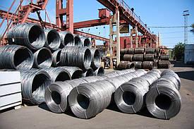 проволока стальная для армирования: проволока ВР1 – производится из низкоуглеродистой стали и предназначена для армирования железобетонных конструкций; проволока ВР2 – изготавливается также из низкоуглеродистой стали и используется для армирования.