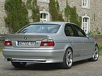 Накладка заднего бампера юбка обвес BMW E39 стиль AC Schnitzer