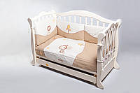 Детская кроватка Трия Весна белая, фото 1