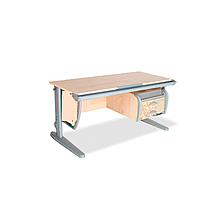 Комплект растущей мебели ДЭМИ: парта 120 см без стула (СУТ 15-03)
