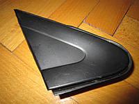 Накладка зеркала правая (Уголок зеркала ) MR462052 / Mitsubishi Lancer 9, 2003-2006 , фото 1